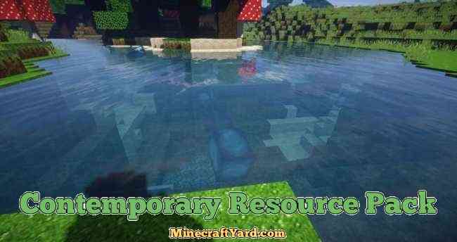 Contemporary Resource Pack 1.13.1/1.13/1.12.2/1.11.2