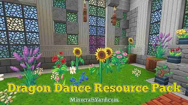 Dragon Dance Resource Pack 1.16.5/1.15.2