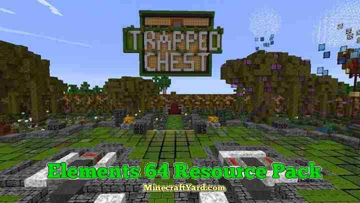 Elements Resource Pack 1.16.4/1.15.2