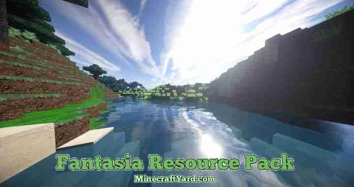 Fantasia Resource Pack 1.16.5/1.15.2