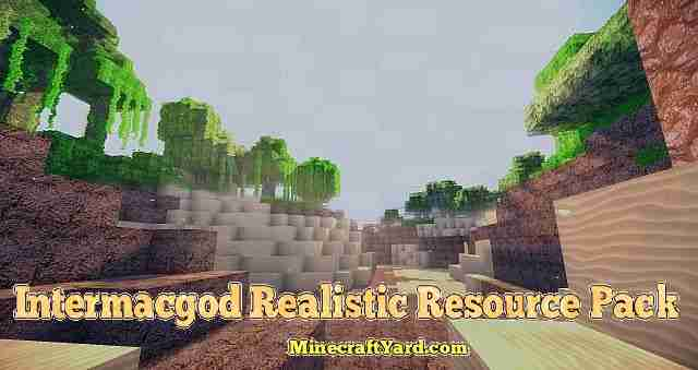 Intermacgod Realistic Resource Pack 1.16.5/1.15.2