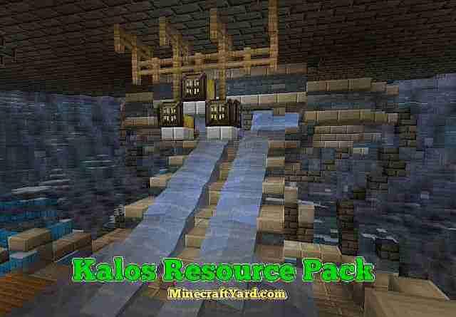 Kalos Resource Pack 1.16.4/1.15.2