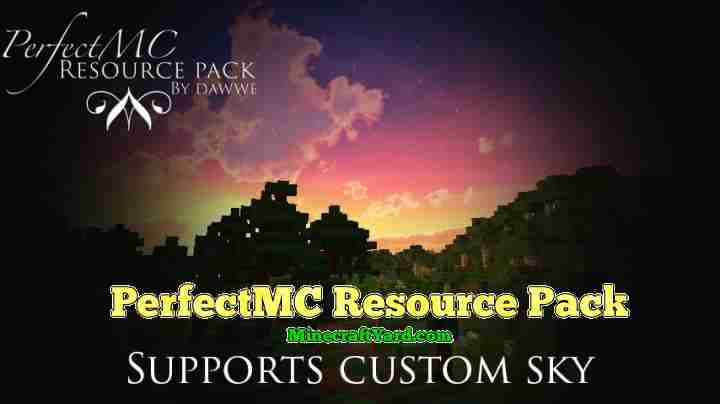 PerfectMC Resource Pack 1.16.3/1.16.2/1.15.2