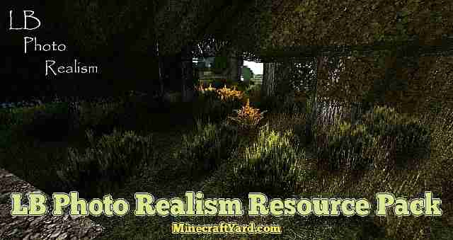 LB Photo Realism Resource Pack 1.13.1/1.13/1.12.2/1.11.2