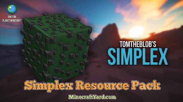 Simplex Resource Pack 1.16.5/1.15.2