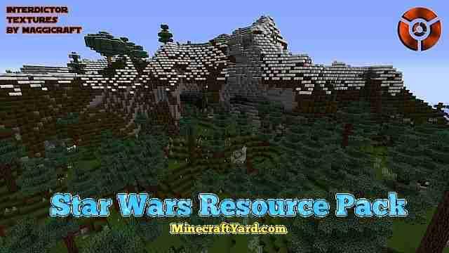 Star Wars Resource Pack 1.16.5/1.15.2