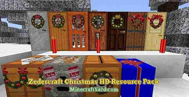 Zedercraft Resource Pack 1.16.3/1.15.2
