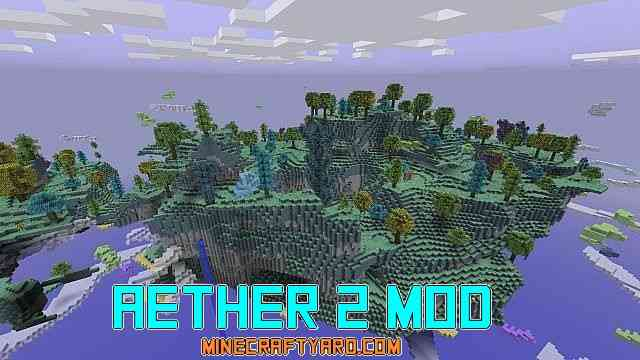 Aether 2 Mod 1.16.5/1.15.2