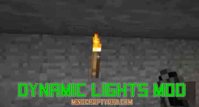 Dynamic Lights Mod 1.16.3/1.15.2
