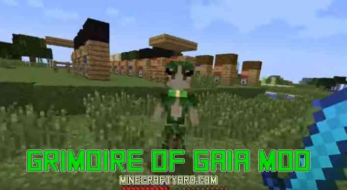 Grimoire of Gaia Mod 1.14.3/1.13.2/1.12.2/1.11.2