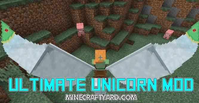 Ultimate Unicorn Mod 1.14/1.13.2/1.12.2/1.11.2