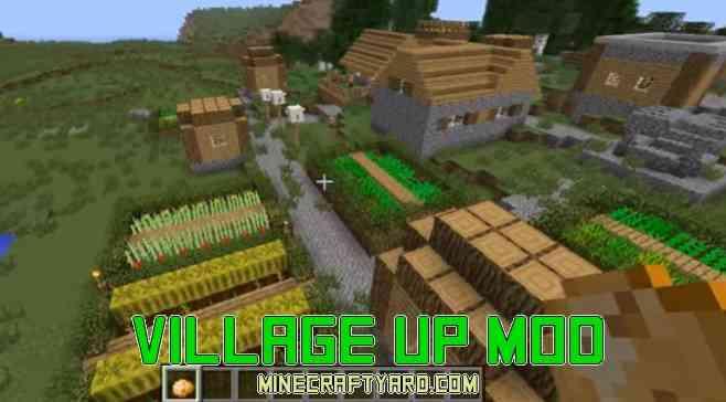 Village up Mod 1.16.5/1.15.2
