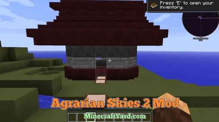 Agrarian Skies Mod 1.16.2/1.16.1/1.15.2