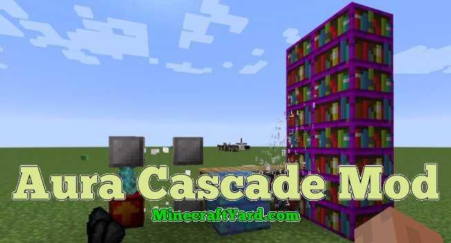 Aura Cascade Mod 1.16.5/1.15.2