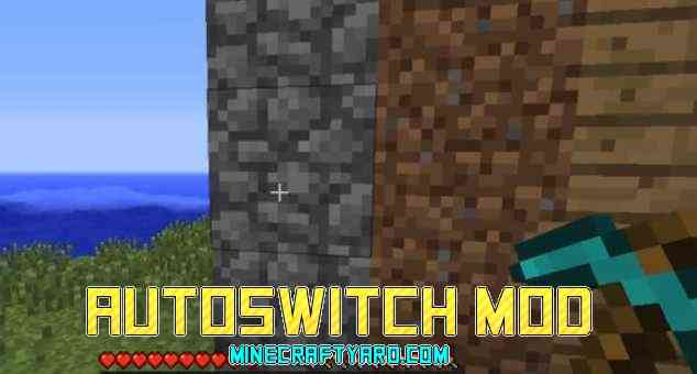 Autoswitch Mod 1.16.5/1.15.2