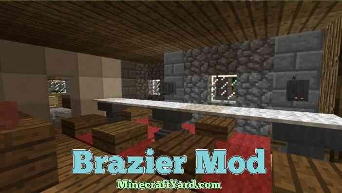 Brazier Mod 1.16.4/1.15.2