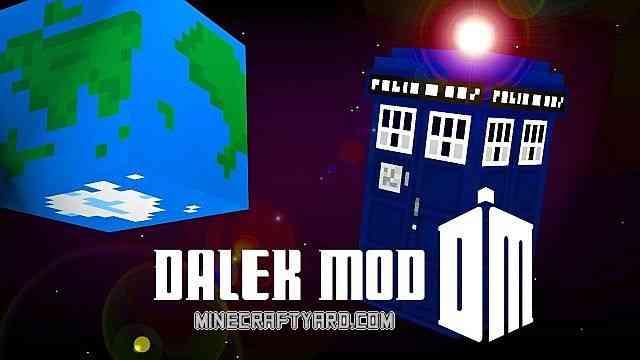 Dalek Mod 1.16.5/1.15.2