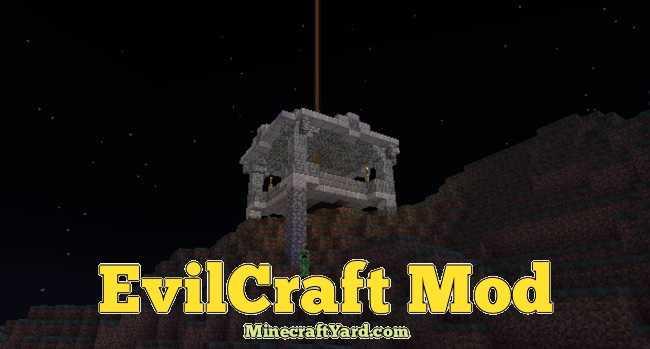 EvilCraft Mod 1.14/1.13.2/1.12.2/1.11.2