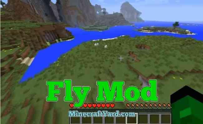 Fly Mod 1.16.5/1.15.2