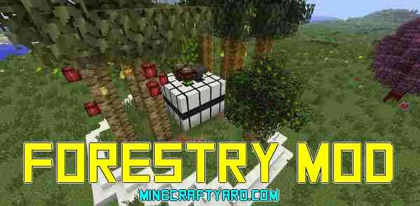 Forestry Mod 1.14.3/1.13.2/1.12.2/1.11.2