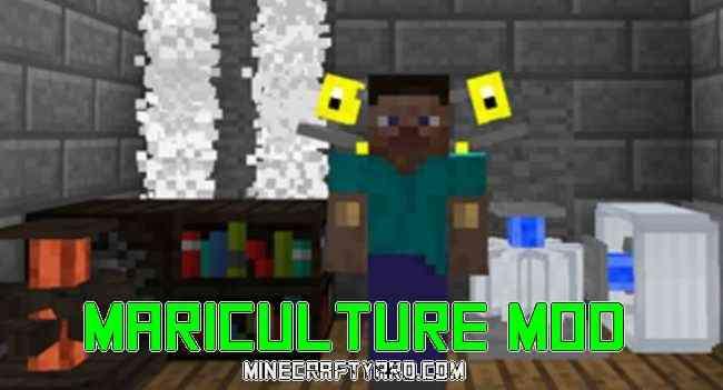 Mariculture Mod 1.16.3/1.15.2