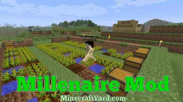 Millenaire Mod 1.14/1.13.2/1.12.2/1.11.2