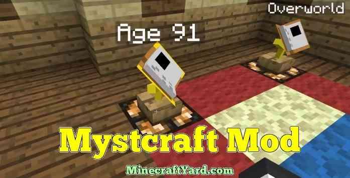 MystCraft Mod 1.14.3/1.13.2/1.12.2/1.11.2
