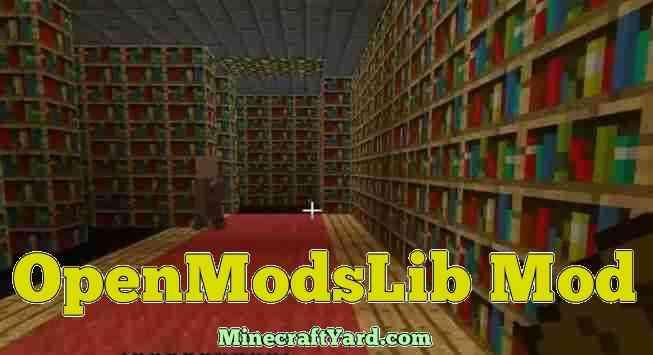 OpenModsLib Mod 1.14/1.13.2/1.12.2/1.11.2