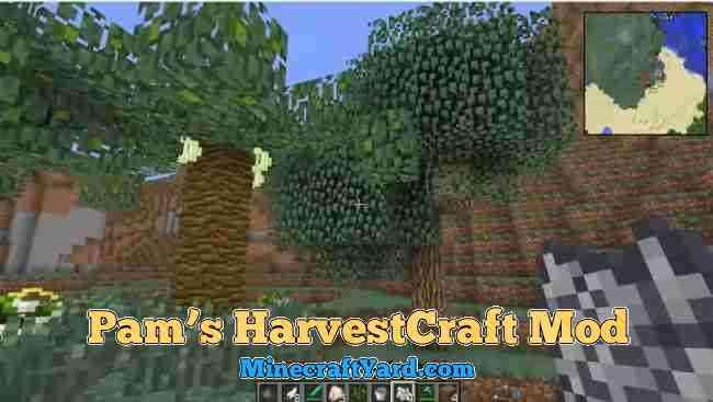 Pam's HarvestCraft 1.14/1.13.2/1.12.2/1.11.2