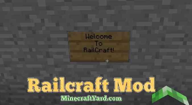 RailCraft Mod 1.16.5/1.15.2