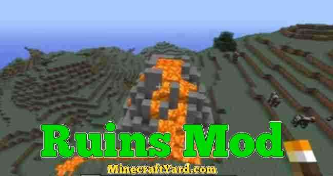 Ruins Mod 1.15.2/1.14.4/1.13.2/1.12.2
