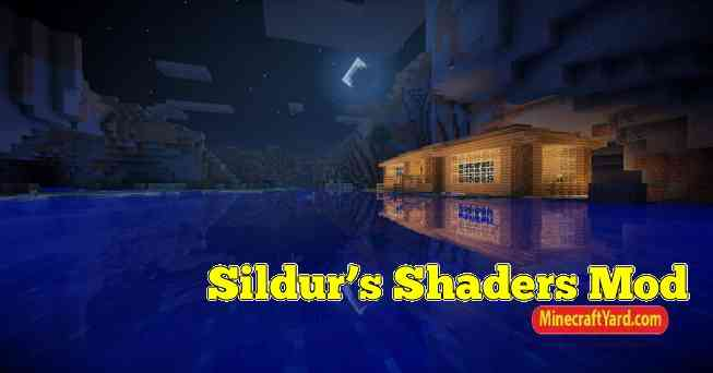 Sildur's Shaders Mod 1.14/1.13.2/1.12.2/1.11.2