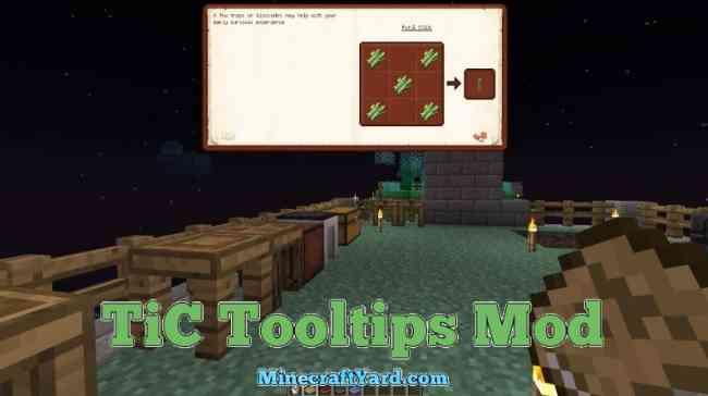 TIC Tooltips Mod 1.16.5/1.15.2