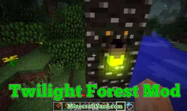 Twilight Forest Mod 1.14/1.13.2/1.12.2/1.11.2