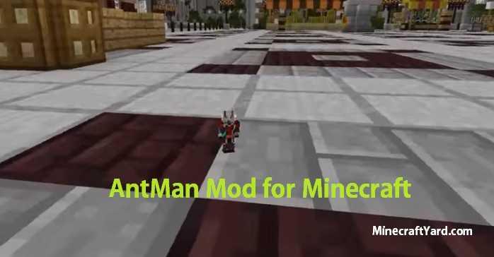 AntMan Mod 1.16.5/1.15.2