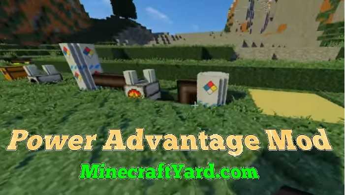 Power Advantage Mod 1.16.5/1.15.2