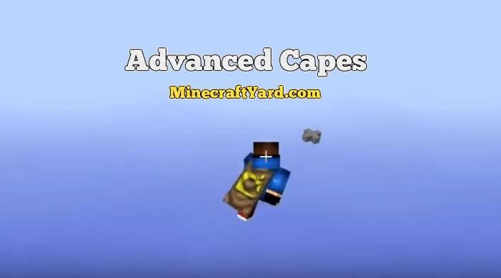 Advanced Capes 1.14/1.13.2/1.12.2/1.11.2