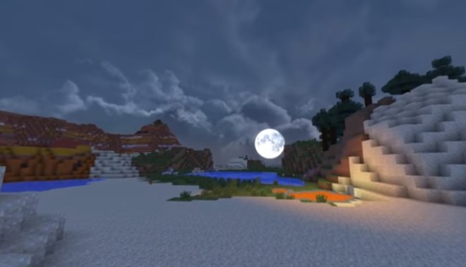 Dramatic Skys Resource Pack 3