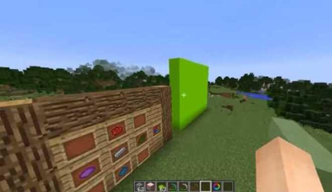 Flat Colored Blocks Mod 3