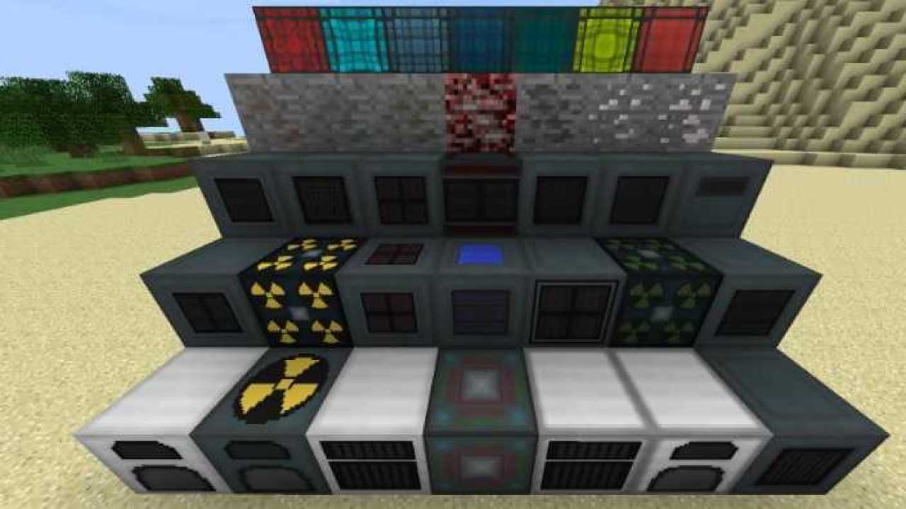 Nuclearcraft Mod 1 16 4 1 15 2 1 14 4 For Minecraft
