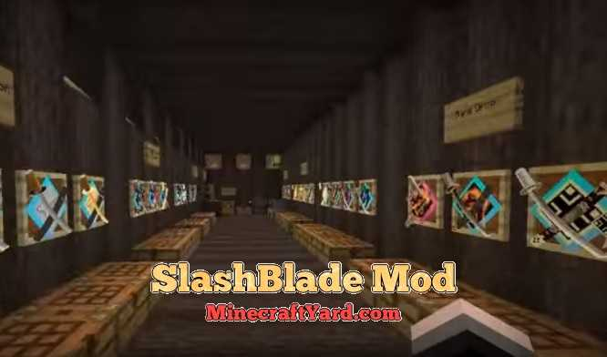 SlashBlade Mod 1.16.5/1.15.2