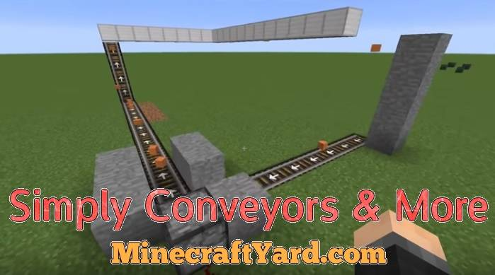 Simply Conveyors & More 1.16.5/1.15.2