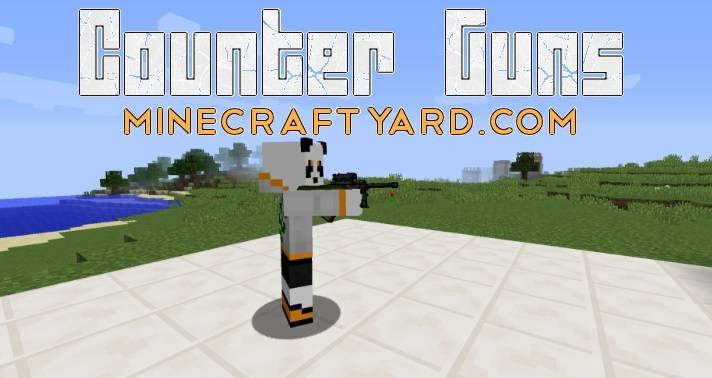 Counter Guns Mod 1.14/1.13.2/1.12.2/1.11.2