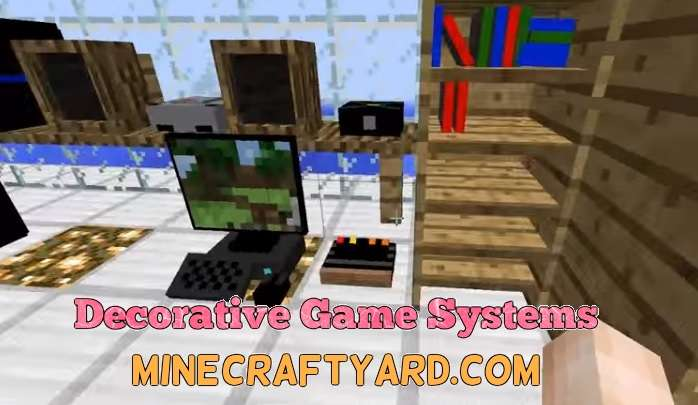 Decorative Game Systems 1.14/1.13.2/1.12.2/1.11.2