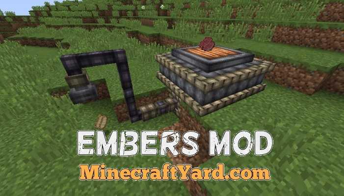 Embers Mod 1.16.3/1.15.2