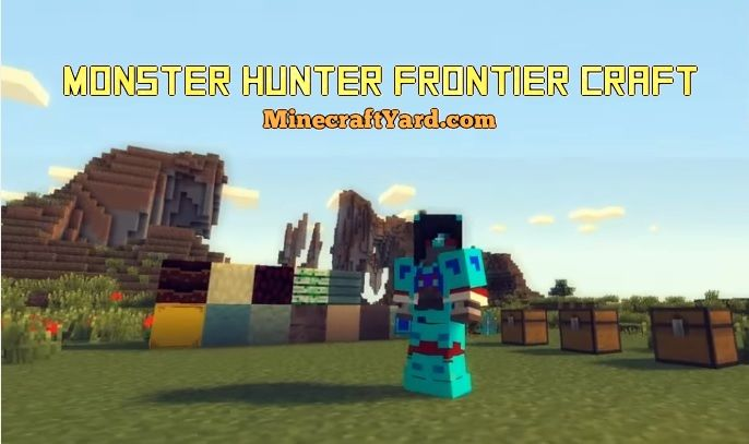 Monster Hunter Frontier Craft 1.16.5/1.15.2