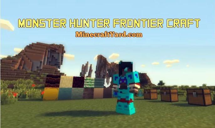 Monster Hunter Frontier Craft 1.16.3/1.15.2