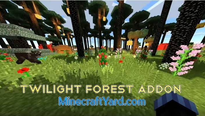 Twilight Forest Add-on 1.16.40/1.16.20/1.14.30/1.13.3
