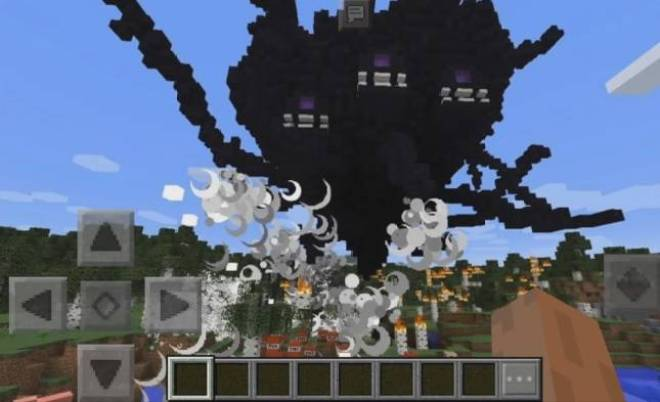Wither Storm Add On 1 16 0 1 14 30 1 13 3 1 12 1 Minecraft Pe Win10