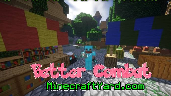 Better Combat Mod 1.14/1.13.2/1.12.2/1.11.2